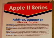Addition/Subtraction for Apple II Plus, Apple IIe, Apple IIC, Apple IIGS - NEW