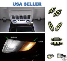 12pc LED Interior Lights Package Kit For Mercedes Benz W208 CLK-Class 5630