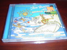 JIVE BUNNY AND MIXMASTERS BEACH PARTY CD SEALED 1996