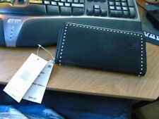 Steve Madden Zip Around Black Wallet / Purse