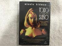 Todo Un Sogno DVD Nicole Kidman Filmax