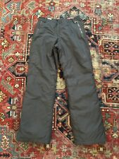 Authier Ski Pants Womens Size 8 US Gray Made In Italy