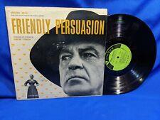 """Friendly Persuasion"" OST LP Unique Records LP-110 Gary Cooper"