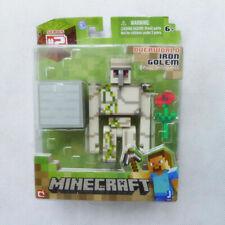 "Minecraft Overworld 3-4"" Collection Action Iron Golem Minifigure Collection DE"
