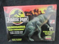 "Jurassic Park Hadrosaurus ""Corythosaurus"" Super Detailed Model Kit"