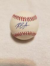 KRIS BRYANT CHICAGO CUBS SIGNED OFFICIAL RAWLINGS MLB BASEBALL W/JSA COA