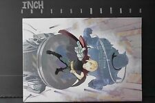 Japan Fullmetal Alchemist Hiromu Arakawa art book 2
