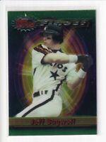 1994 Topps Finest Jeff Bagwell #212 HOF