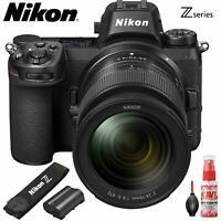 Nikon Z6 Mirrorless Digital Camera + 24-70mm Lens Starter Bundle 04