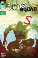 Suicide Squad #37 Variant DC Universe Rebirth Comics 1st Print 2018 NM