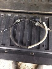 2002 Sebring Convertible 2.7L Automatic Shifter Cable