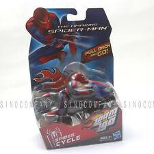 Marvel Hasbro The Amazing Spider Man Action figure & Cycle Promotion Xmas GIFT