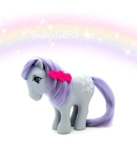 ⭐️ My Little Pony ⭐️ G1 Nirvana Italian Airbrushed Eyes Blossom!