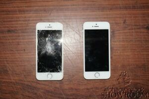Lot of 2Used/Untested Apple iPhone 5s Model A1457 ME432B/A For Parts/Repairs