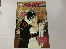 G.I. JOE SPECIAL MISSIONS #1 Variant rib RI B 1:25 RARE Comics 1st Print IDW