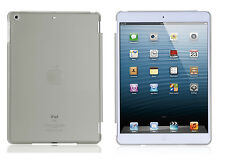 iPad Air iPad 5 Hartsilikon Back Cover Case Rück Hülle Tasche Etui