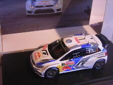 VW VOLKSWAGEN POLO WRC  - 1° AU RALLYE MONTE CARLO 2014 S. OGIER 1:43 SPARK