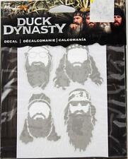New A&E Duck Dynasty Sicker Decal Four Silhouette Decal Realtree Authentic