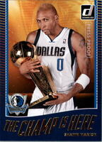 2017-18 Donruss The Champ Is Here Press Proof #12 Robert Horry