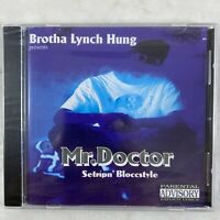 Mr. Doctor - Setripin Bloccstyle (CD, 1995) Produced By Brotha Lynch Hung