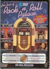 The Best Of Rock N Roll Palace - DVD - NEW - THE COMETS / THE SHIRELLES
