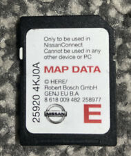 Genuine Nissan 2016 Connect3 Satellite Navigation SAT NAV SD Card 25920 4KJ0A