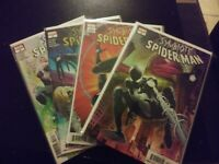 SYMBIOTE SPIDER-MAN #1 - 3 AND #1 RON LIM VARIANT MARVEL 2019 BRAND NEW NM/MT!!!