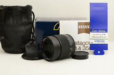 CONTAX Carl Zeiss Distagon T* 35mm F1.4 MMJ [Excellent] from Japan (03-G37)