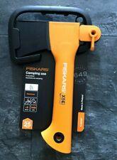 Fiskars Freizeitbeil, X5 1015617 Schwarz Orange
