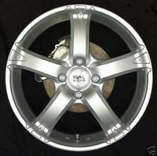 Aluminium Astra All-Weather Car Wheels with Tyres