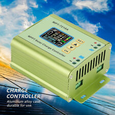 LCD MPPT Solar Regulator Charge Controller 24/36/48/60/72V Boost MPT-7210A