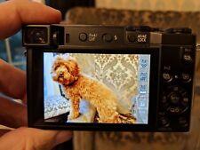 "Panasonic LUMIX DMC-TZ110/ZS100 4K 20MP 10X LEICA 1"" Sensor Digital Camera"