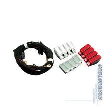 12Pcs for Audi A3 A4 A5 A6 A7 A8 Q3 Q5 TT Door Warning Lamp & LED Footwell Light