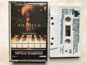 AMADEUS BO FILM K7 AUDIO TAPE MOVIE c21