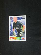 Trading card carte panini FOOT 2011-2012 ADRENALYN XL DOUCHEZ  PSG PARIS
