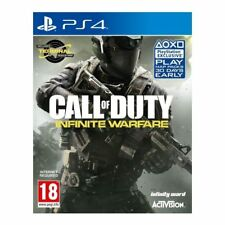 Call of Duty Infinite Warfare for PS4 COMES W/ TERMINAL Map Included - BRAND NEW