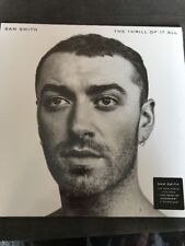 Sam Smith  – The Thrill Of It All - VINYL LP +MP3 CODES - NEW & SEALED