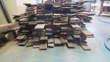 Recycled hardwood fence palings