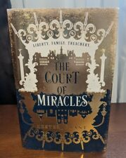 Waterstones Exclusive A Court Of Miracles Sprayed Edges