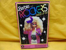Vintage 1986 Barbie & the Rockers Colorforms