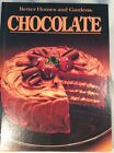 Better Homes and Gardens CHOCOLATE - (Hardcover)