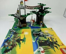 Lego 6071 Forestmen's Crossing. With Original Instructions. See Description