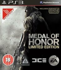 Medal Of Honor - Limited Edition (PS3 Game) *VERY GOOD CONDITION*