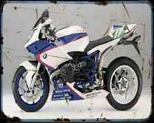 Bmw Hp2 Sport I Motorsport 10 2 A4 Photo Print Motorbike Vintage Aged