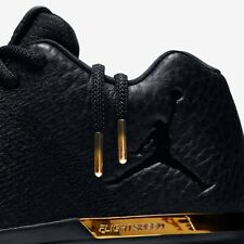 a9f93737b42 Air Jordan 31 Low (Black and Gold) Size 11