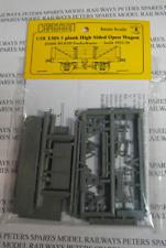 Cambrian C58 LMS 12T 5 Plank Open Wagon (Wood u/f) Plastic Kit OO Gauge