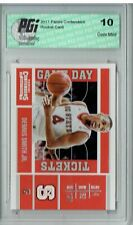 Dennis Smith Jr. 2017 Contenders #8 Game Day Tickets Rookie Card PGI 10