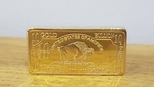 10g Fine Gold Bullion Ignot Bar Collectable in Excellent Condition + FreeP&P