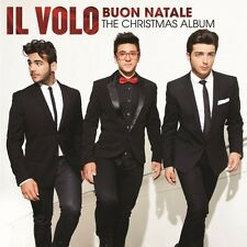 Buon Natale The Christmas Album - Il Volo CD Sealed New ! 2013 !