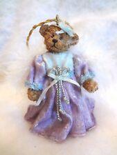 Gund Bartons Creek Collection~Seraphina Bear - M.Friesen Christmas Ornament~New